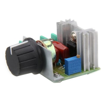Napínacie motora regulátor 2000W 230V