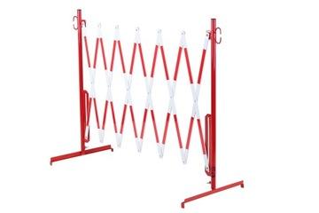 Nožnicová bariéra Harmonica Firewall 360 cm