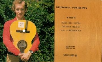 Andrzej Rosiewicz [Zvuková pohľadnica] Ex