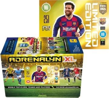 2021 FIFA 365 Darčeková krabička Limited Messi XXL