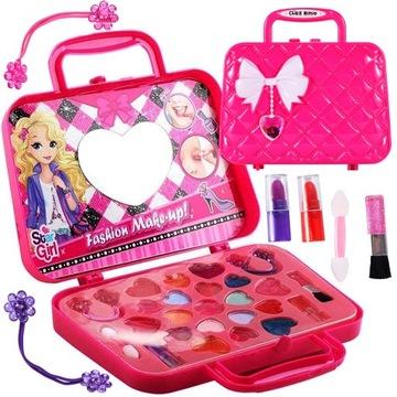 Make-up maľovanie v kozmetike peňaženku