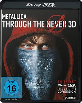 Metallica - Through the Never - Dolby Atmos [3D Bl