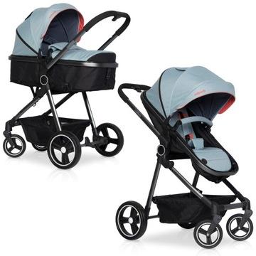 2V1 Detský vozík Ultralight Set +++