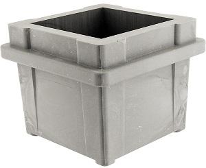Formulár pre vzorky betónu 150x150x150mm