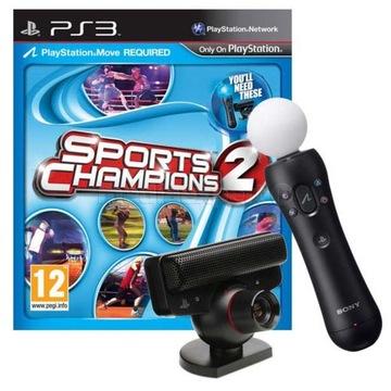 Presunúť Presunuté kamery Športové šampióny 2 PS3 3xpl