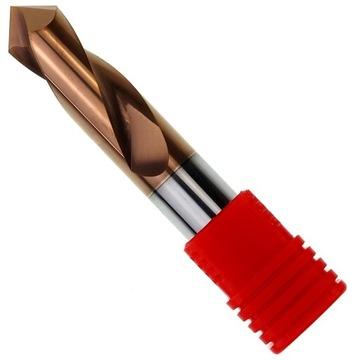 Farebný zlyhanie NC karbid 90 stupňov 8 mm VHM