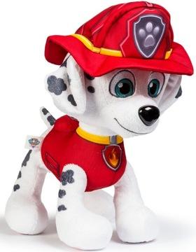 DOG PATROL MARSHALL FIREFIGHTER MASCOT PLUSH TOY 25 CM