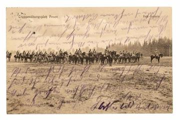 Biediopo vojaci na koni v automobiloch 1912