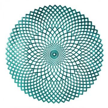 OpenWork podložka na tabuľke 38cm vzory
