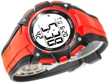 Digitálne hodinky pre mládež PRE DARČEK pre chlapca