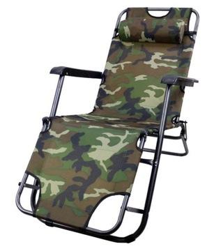 Lehátko MORO skladacia záhradná plážová stolička