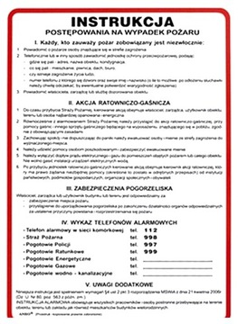 Mark Fire Service P.Pob Z-IP1-P K2