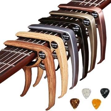 KAPODASER pre kovové gitary Capo najvyššej kvality