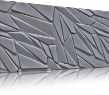 ROCK Stropná kazeta 3D stenové panely 0,5 m2