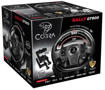 GT900 Rally / PC PS3 PS4 Xbox One X360