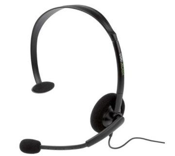 New Original Microsfot Chat Headset Xbox360