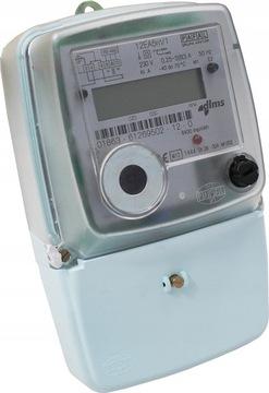 ELEKTRONICKÝ MERač ENERGIE 1F ELEKTRONICKÝ POČÍTAČ