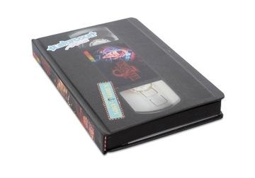 Stranger veci VHS - Notebook Notebook A5 120 kariet