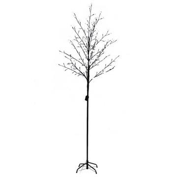 Žiariace vianočný strom 200 LED 150cm