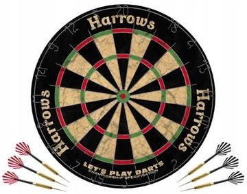 Dart Dart Sisal Brány Poďme hrať Darts Set