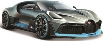 Bugatti DIVO GREY BLUE 1:24 Model Maisto 31526