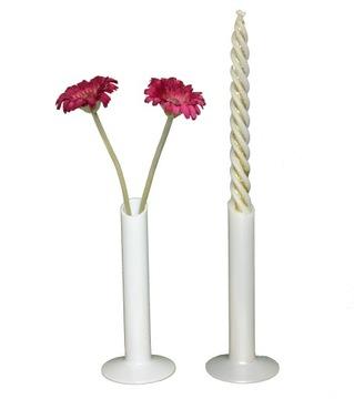 Váza na jednom kvetinovom lustre obce 20 cm