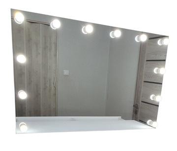 Make-zrkadlo 100x80 pre make-up make-up tvoriť hollywood