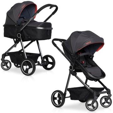2V1 Trolley pre deti ONEMAX HLINUMUM LEN 7,5 kg