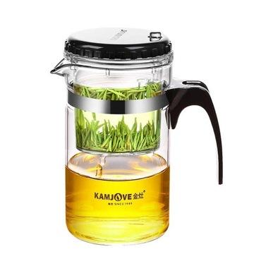 Tea infuser a bylinky 1000 ml kamyove TP-200