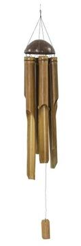 Gong Windy 75 cm Bamboo Bell Indonézia
