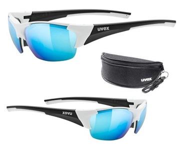 Športové okuliare Uvex Blaze III 2.0. šošovky