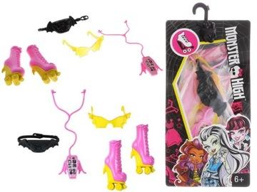 Monster High Striky Príslušenstvo pre Dolls Roller Skates