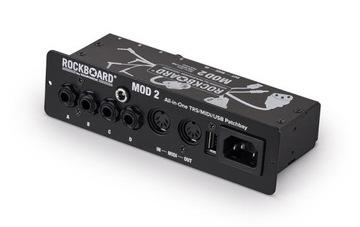 RockBoard RBO MOD 2 V2 MIDI USB PATCHBAY