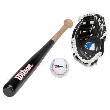 Baseball Set Wilson Junior Junior Gulist