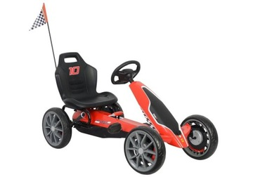 Ferrari Red Pedal Gokart