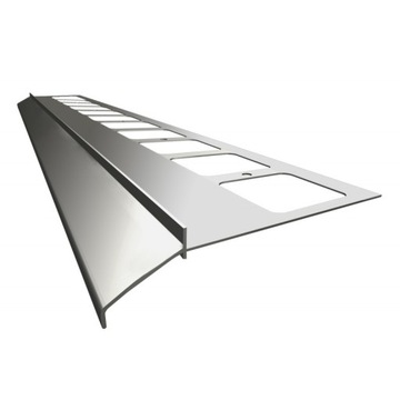 Odkvapový profil K100 Renoplast pre terasy a balkóny