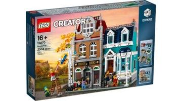 Kníhkupectvo LEGO CREATOR 10270