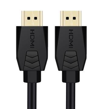 Kábel HDMI 2.0 Vysokorýchlostný 4k UHD 3d 48bit COPPER 3m