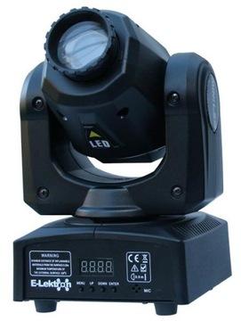 Sťahovanie Mini Head LED E-Lektron 30watt