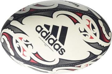 Adidas Ball pre Rugby 2021 Všetky čierne tím 5
