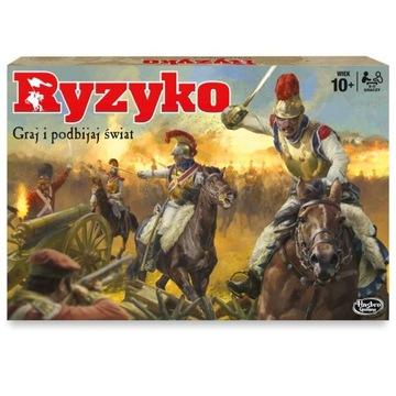 HASBRO Game Risk PL verzia B7404