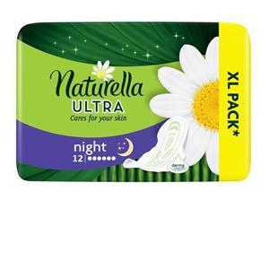 Hygienické vložky Naturella ULTRA Night 12 ks