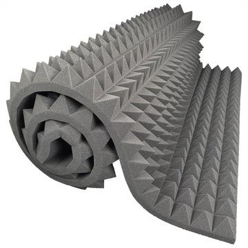 Akustická pena pyramída Mata duplicitná 6 cm