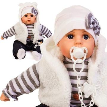 Interaktívna detská bábika Baby TALES SINGS + SONG