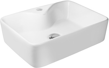 Obdĺžnikové umývadlo na dosku 48 CM HAGSER ALEXA