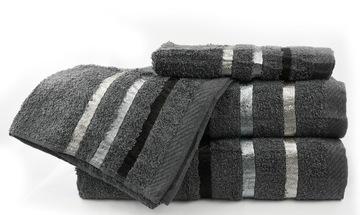 Súprava 4 uterákov 2x 70x140 + 2x 50x90 kúpanie