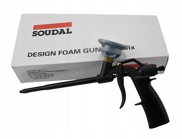 Teudónová penová pištoľ SOUDAL Click & Fix