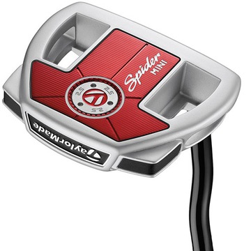 Taylormade Spider Mini Putter Mallet