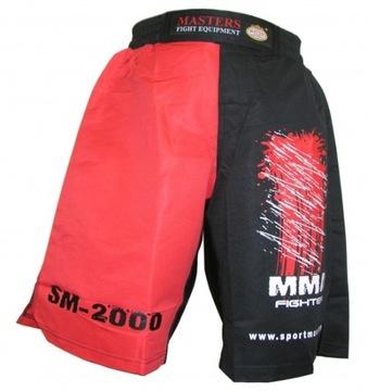Šortky L (P) MASTERS MMA - SM-2000 L.
