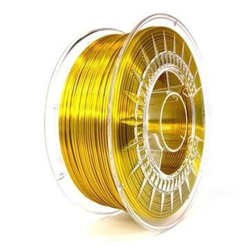 Fillament Silk Devil Design 1.75mm Golden Metallic